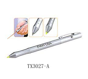 3 in 1 laser pointer pen(sales@sztianxin.com)