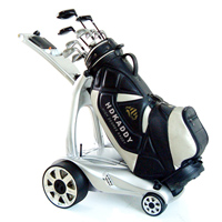 Full Function Remote Control Golf Caddy:Navigator