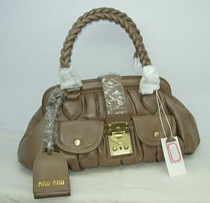 Miu Miu Handbags - Fall-Winter06 07