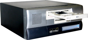 Advanced PC-based DVR