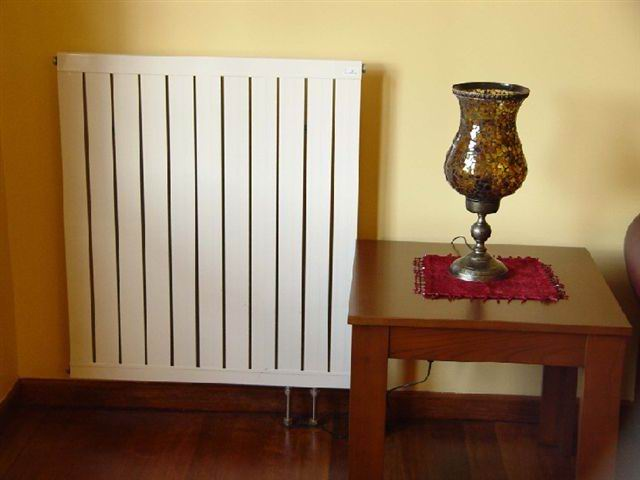 aluminium heating radiator