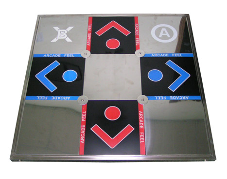 metal dance mat for PS/XBOX, PC