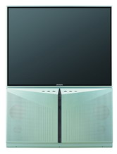 Rear Projection TV with 43 Inches Screen Panel