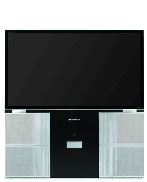 Rear Projection TV 47 Inches