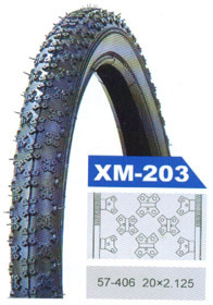 Motorcycle/bicycle Tyre