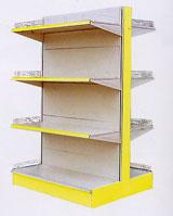 All models and sizes shelf for supermarket warehouse
