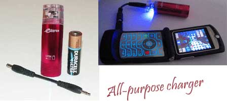 All-purpose chargers