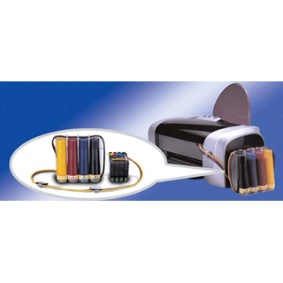 Continuous Ink Supply System (CISS) & Refill