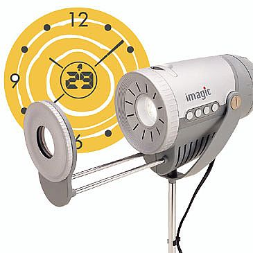 EA034 Imagic Projection Clock