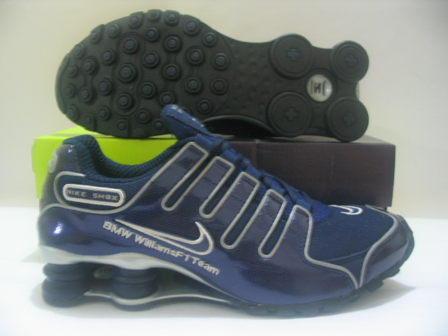 bf9e2bee6a8e Nike Shox Nz Bmw Williams