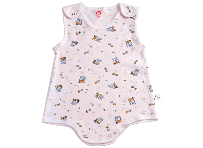 Baby T-shirt, Baby Underware, Color-Changed Spoon,