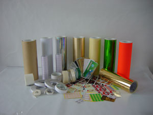 self adhesive paper products